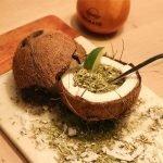 Mate kokosnoot